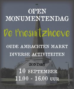 Plaatje Open Monumentendag